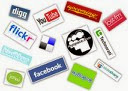 picture of social media logos