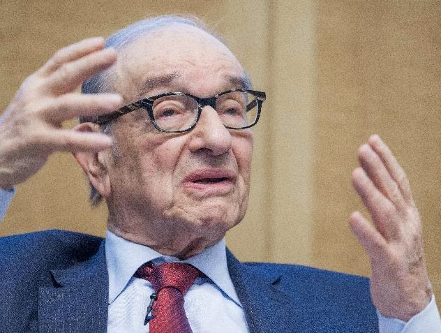 the leadership and influence of alan greenspan chairman of the federal reserve board