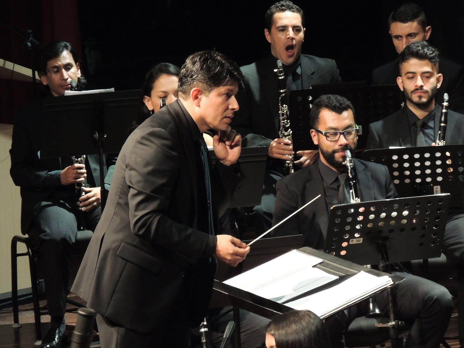 CULTURA / Pereirano, invitado como solista a concierto del mes de la Banda Sinfónica