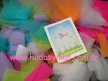 Muchos Colores!!! Muchas Hadas...