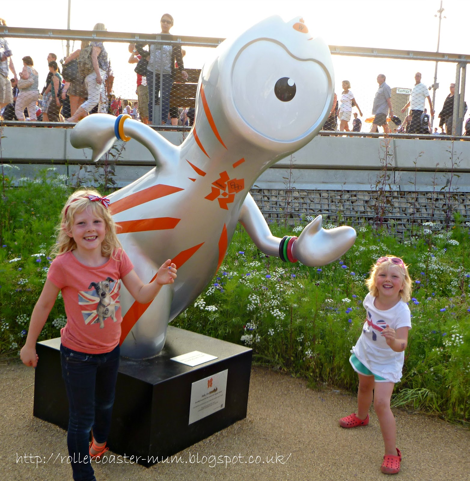 2012 Olympic Park, Wenlock