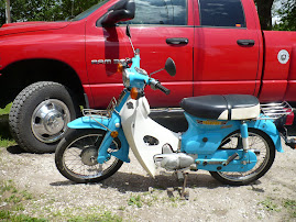 1981 Honda Passport C70