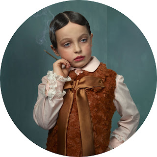 Frieke Janssen, Smoking Kids - Snobbet rygende pige