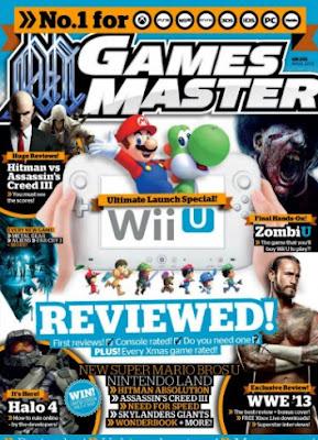 Gamesmaster UK - Xmas [2012]