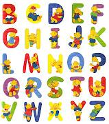LETRAS letras do alfabeto