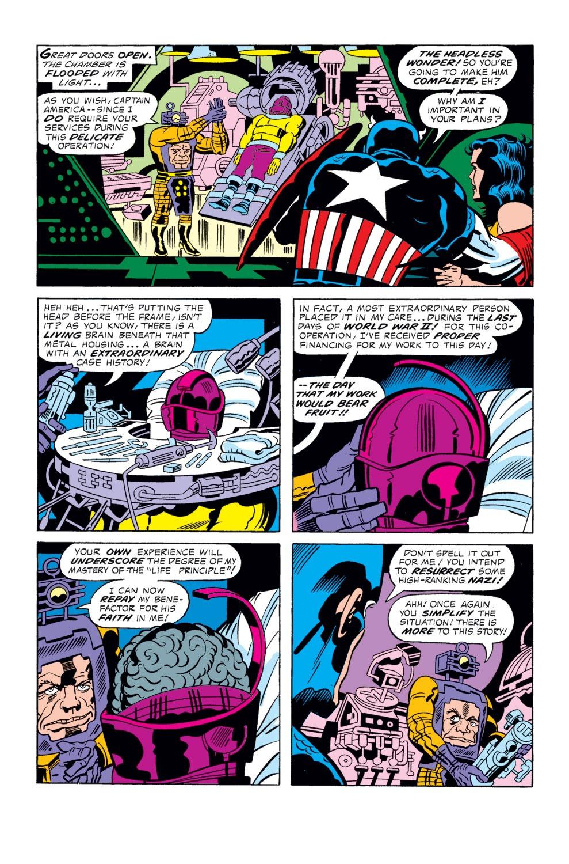 Captain America (1968) Issue #211 #125 - English 15