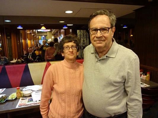 Bruce and Karen