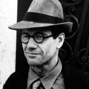Henry Miller joven (mejora mucho con sombrero)