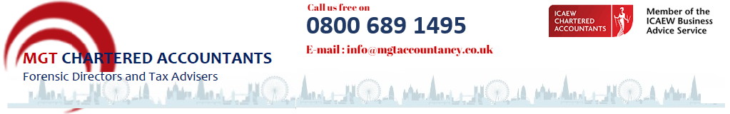 MGT CHARTERED ACCOUNTANTS |Audit |Consulting |Tax Advisory