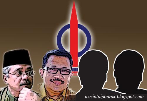 Dua nama besar dalam UMNO jadi tumpuan DAP.... Siapa?