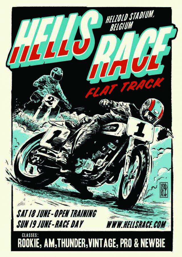 Hells Race 2016