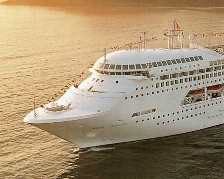 Cruise Diva Cruise News Princess Cruises Next New Ship Will Be - Where is the royal princess cruise ship
