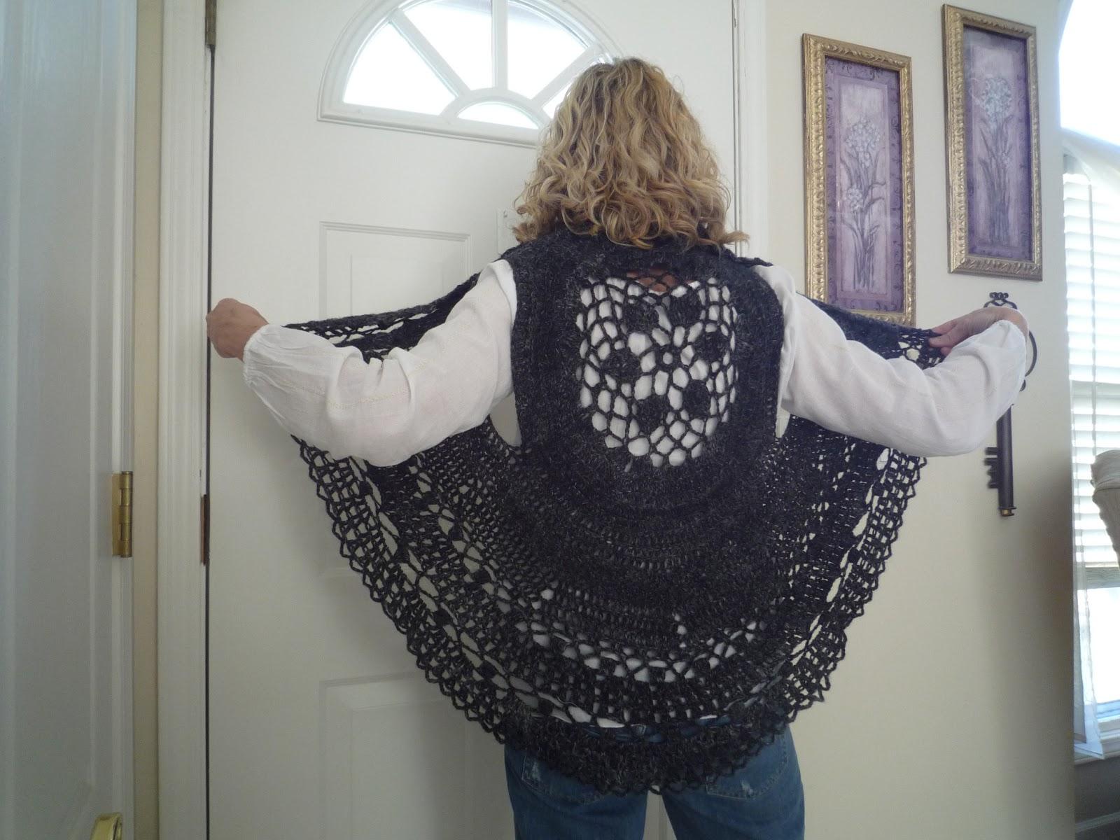 Arm Knitting Vest : The kansas hooker arm knitting