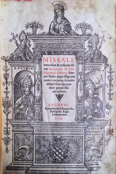 Missal Bracarense