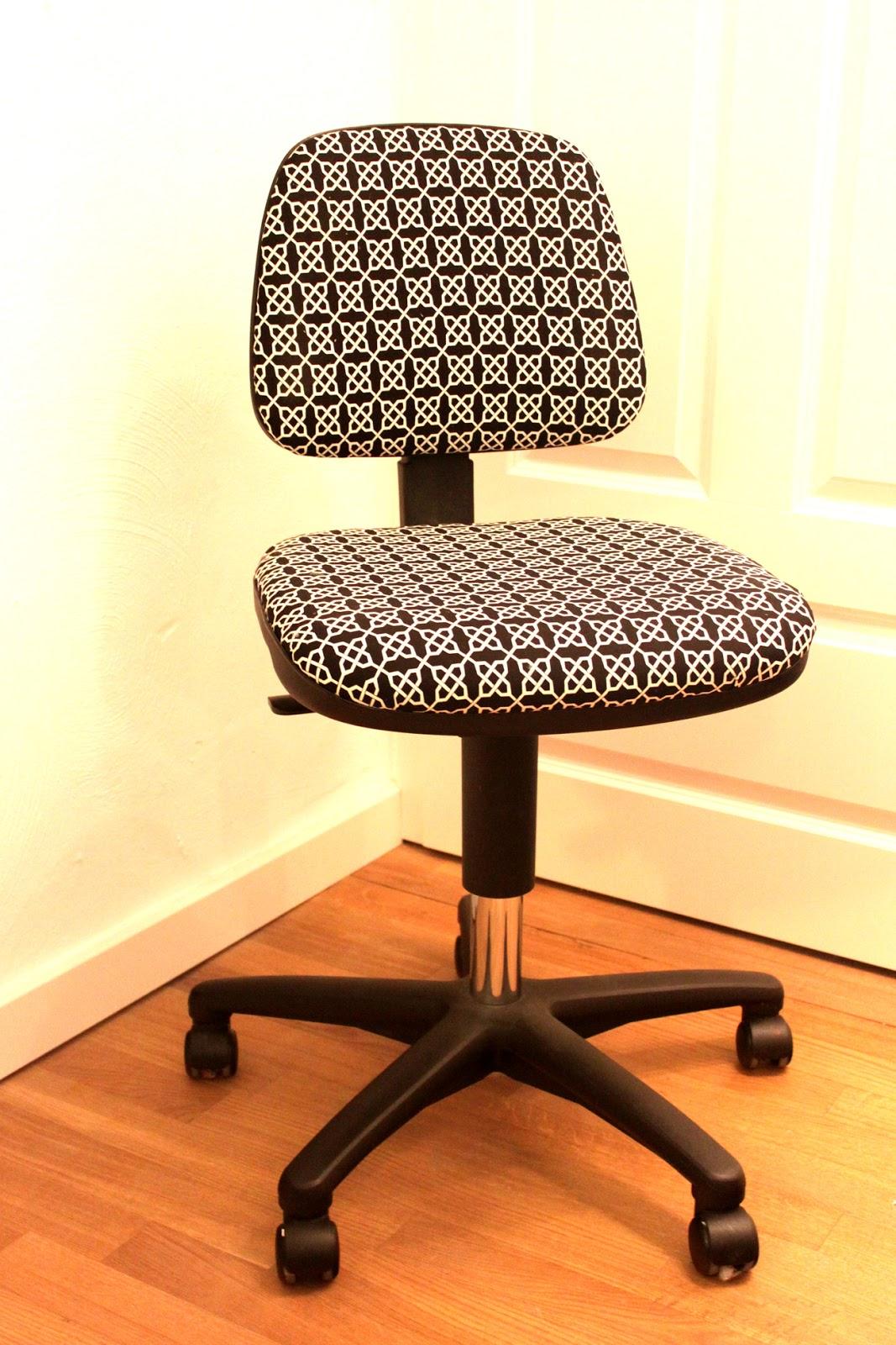 Ikea Schminktisch Schreibtisch ~ Pepelinchen Makeover Pimp your Drehstuhl in weniger als 1 Stunde!