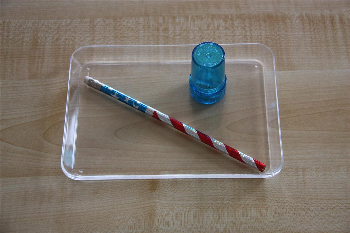 4th of July Pencil Sharpening (Photo from Counting Coconuts)
