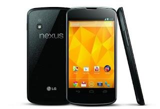 Pre Order LG Nexus 4 Indonesia