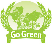 Go green for a brighter future!