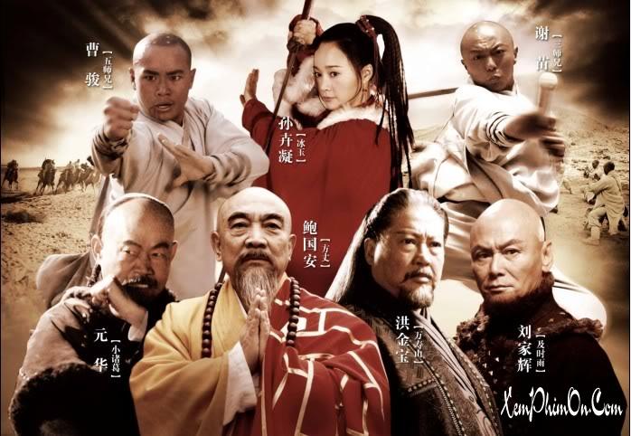Thiếu Lâm Tự Truyền Kỳ 3