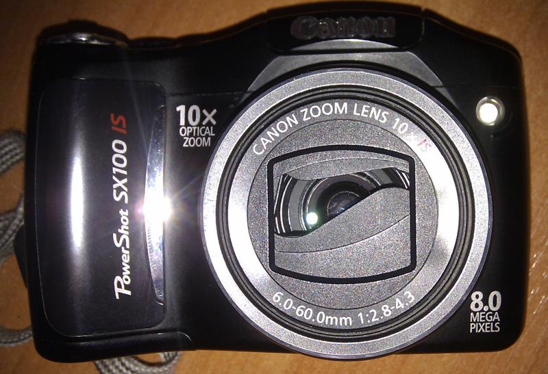 Фотоаппарат canon powershot sx100 is инструкция