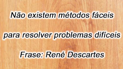René Descartes - Frases