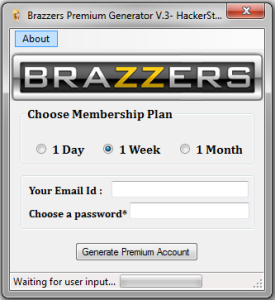 Hack brazzers account