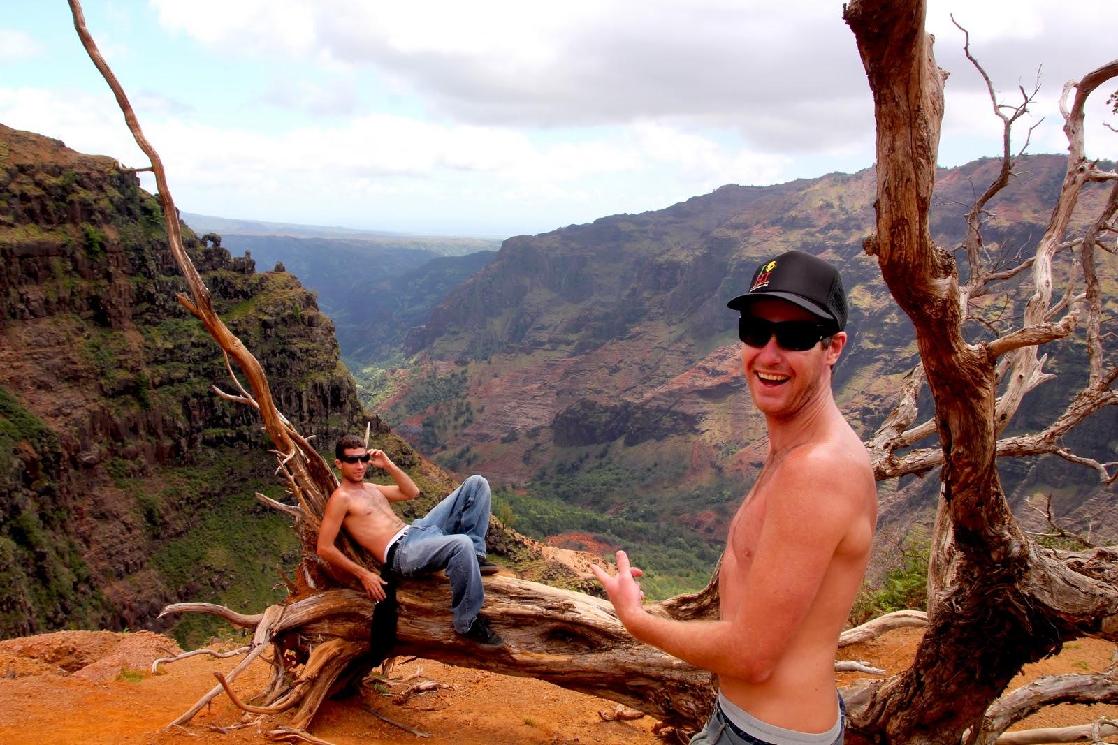 from Thomas gay in kauai