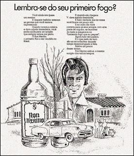 Merino, os anos 70; propaganda na década de 70; Brazil in the 70s, história anos 70; Oswaldo Hernandez;