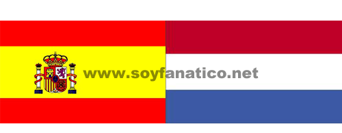 Hora España vs Nederland - Mundial 2014