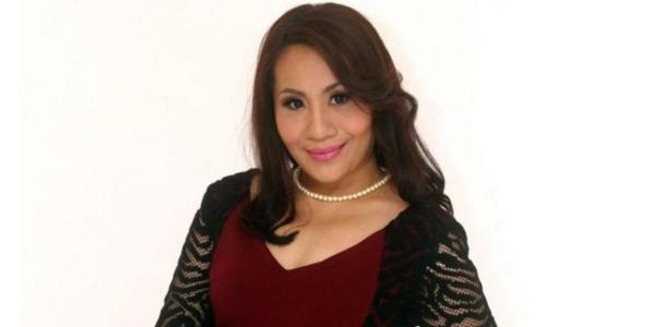 Profil dan Biografi Amelina Komentator D' Academy Asia Asal Malaysia