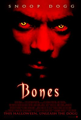 Poster of Bones 2001 720p WEB-DL Hindi Dual Audio Full Movie