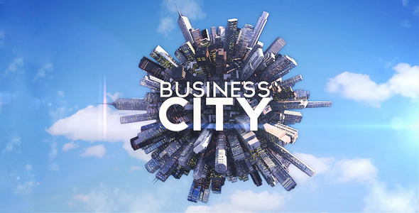 VideoHive Business City
