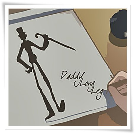 chommyfat studio caf daddy long legs 2533. Black Bedroom Furniture Sets. Home Design Ideas