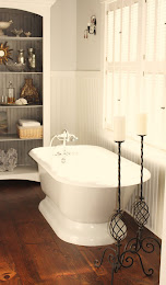 the master bath