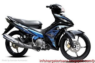 Harga Yamaha New Jupiter MX Spesifikasi 2012