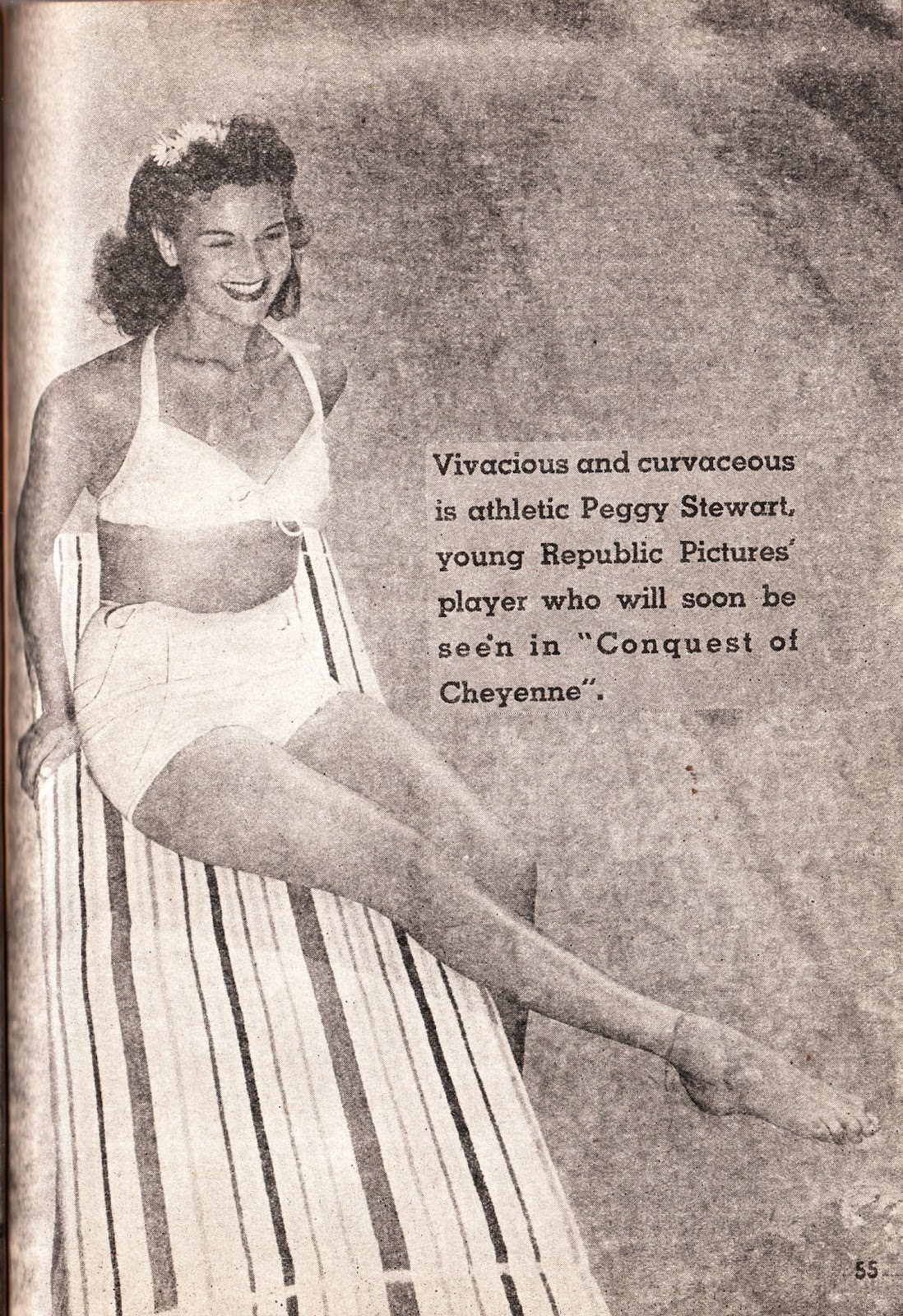 Peggy Stewart (actress)