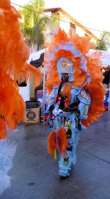 Creole Wild West Mardi Gras Indians