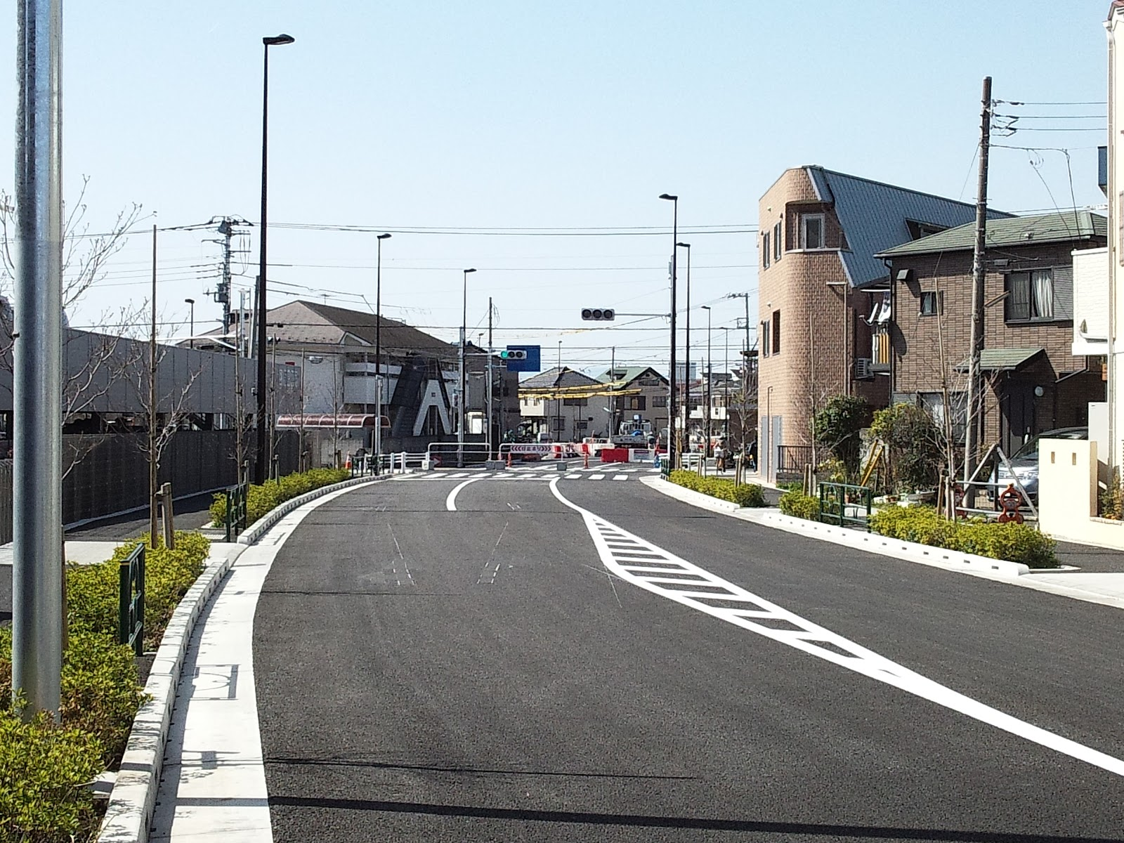 Monaka Blog: 西東京都市計画道...