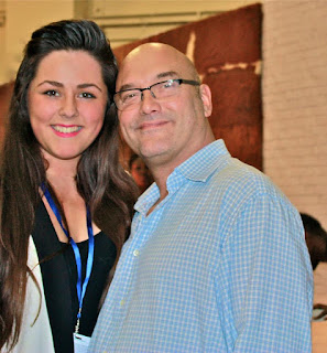 charlotte clarke and gregg wallace