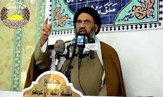 من أجل نائب مناقشة مشروع تجريم المليشيات ومن أجل الشيعة رُفض