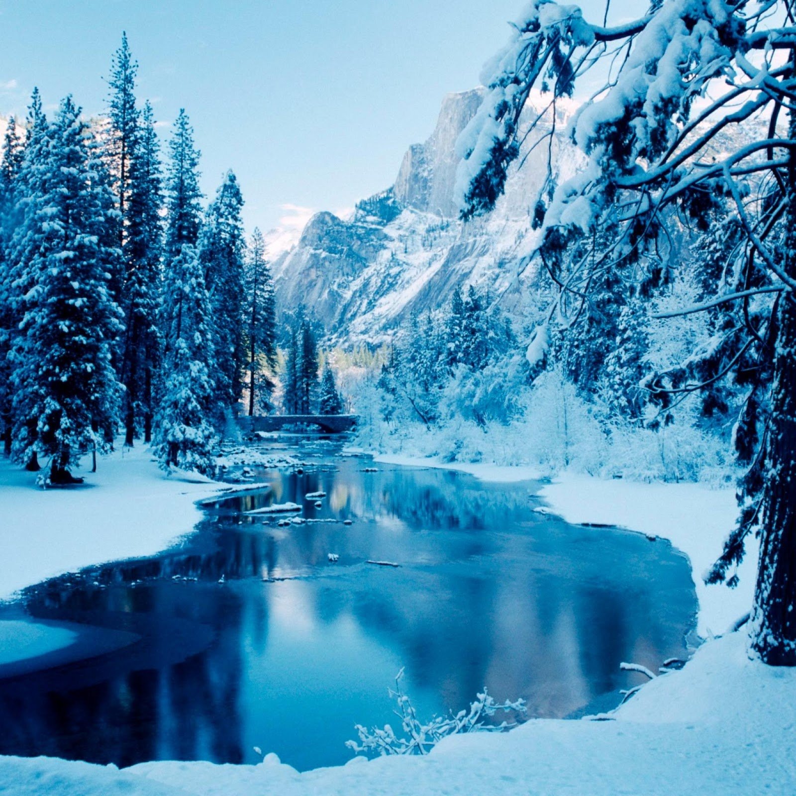 Winter Wallpapers For Ipad