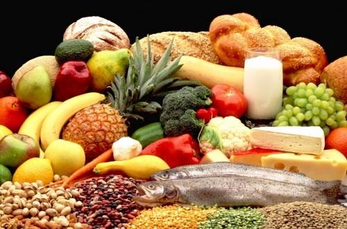 Diferencia entre Alimentación y Nutrición