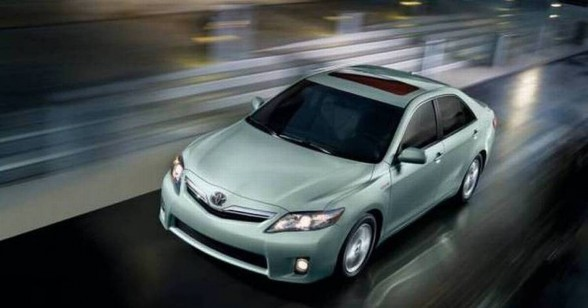 Toyota has released a 2011