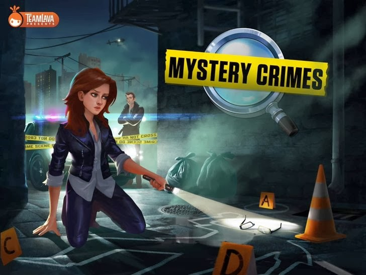 Hidden Objects: Mystery Crimes App iTunes App TeamLava- FreeApps.ws