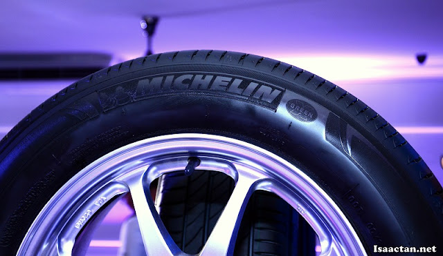 Michelin Primacy 3 ST up close and personal