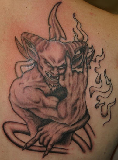 Devil Tattoos, Devil Tatto, Devil Tattoo Pictures, For Man