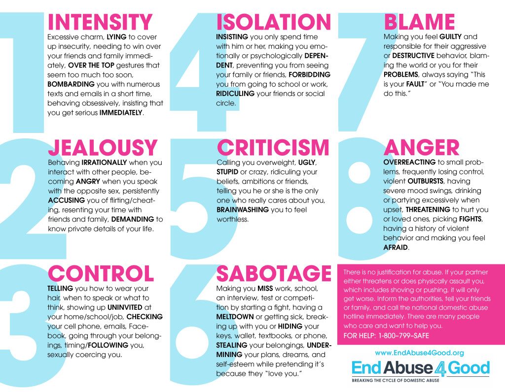 signs of a friend being in abusive relationship