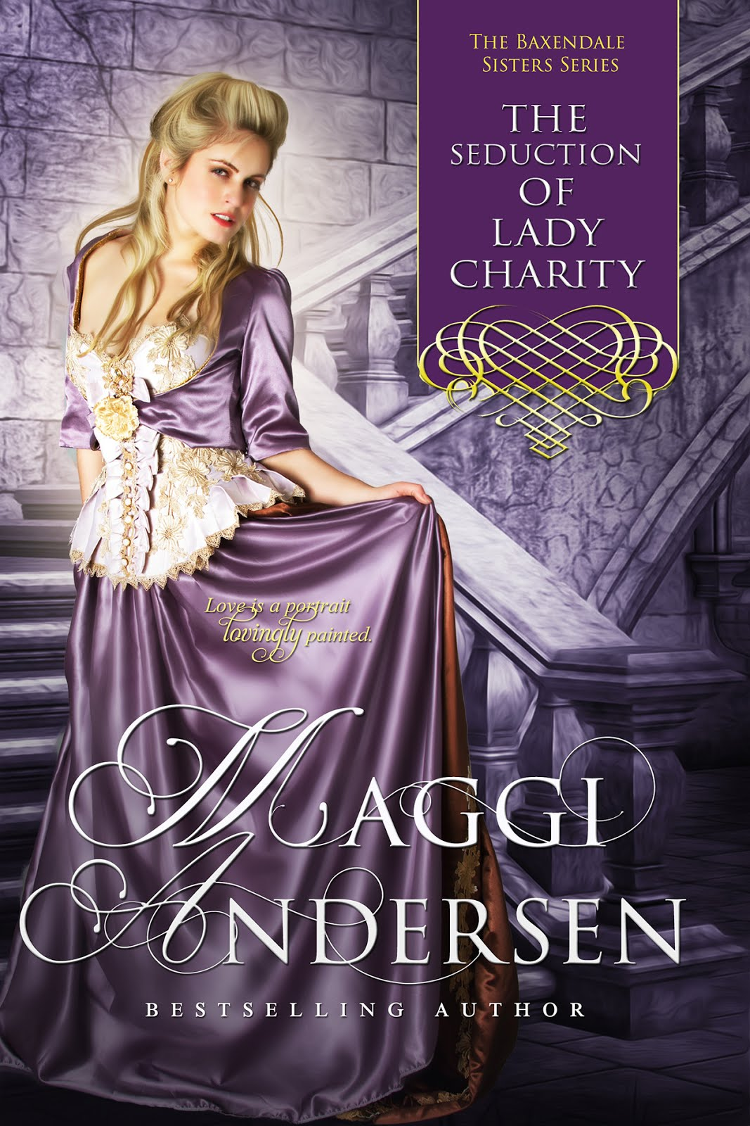THE SEDUCTION OF LADY CHARITY