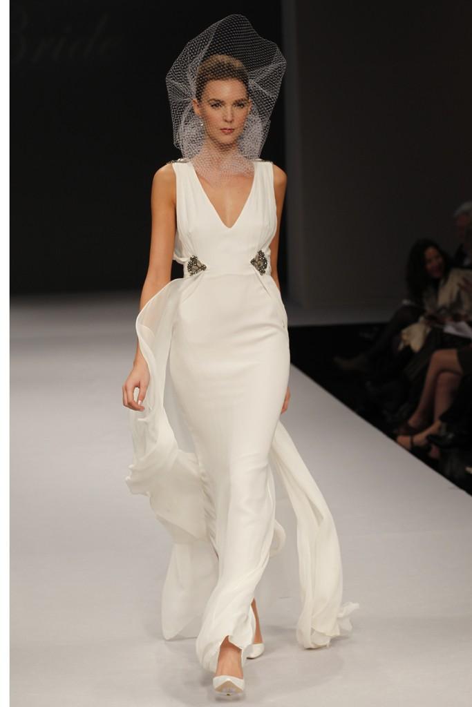 Some Models Dress Women: Badgley Mischka Fashion Bridal