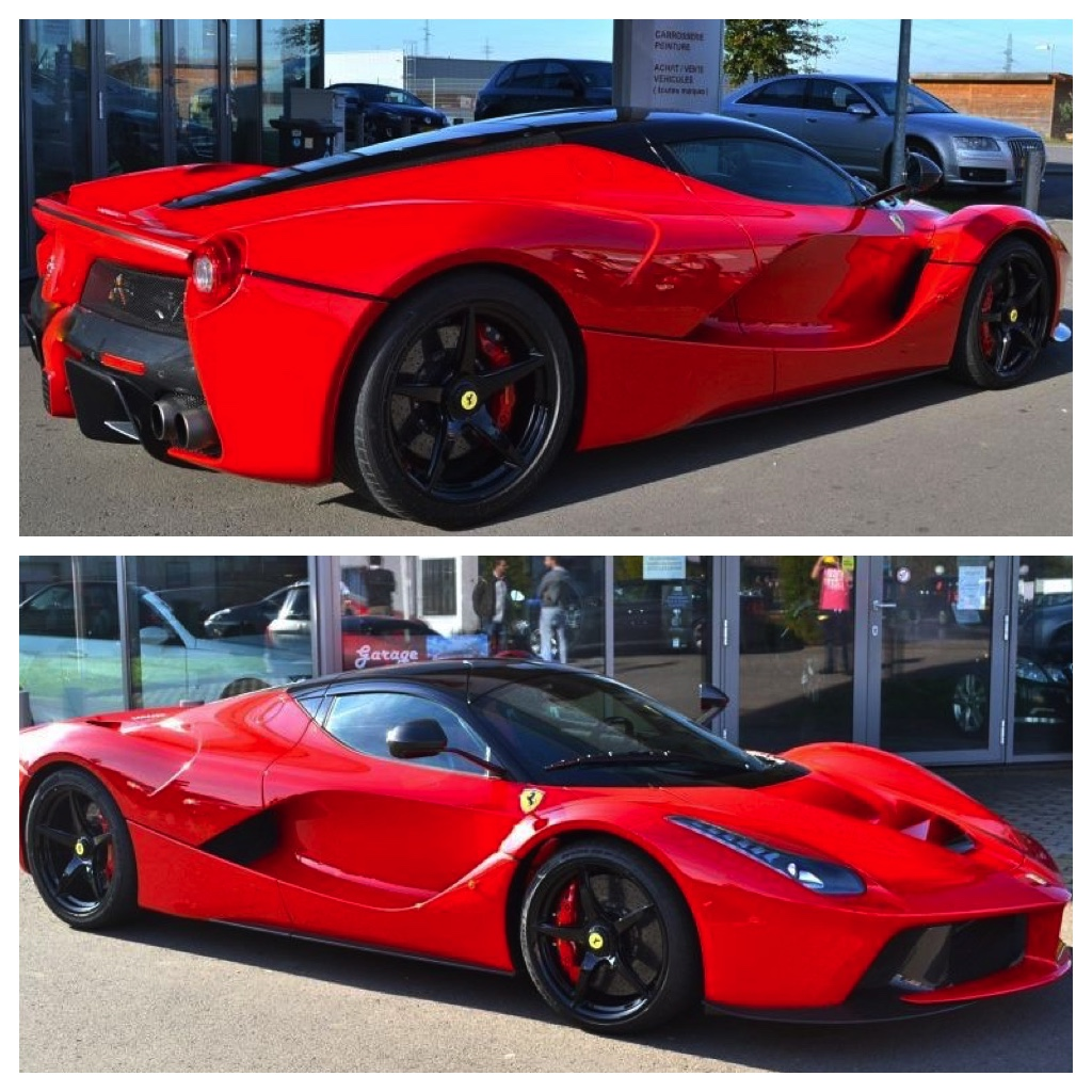 Second Hand Ferrari LaFerrari